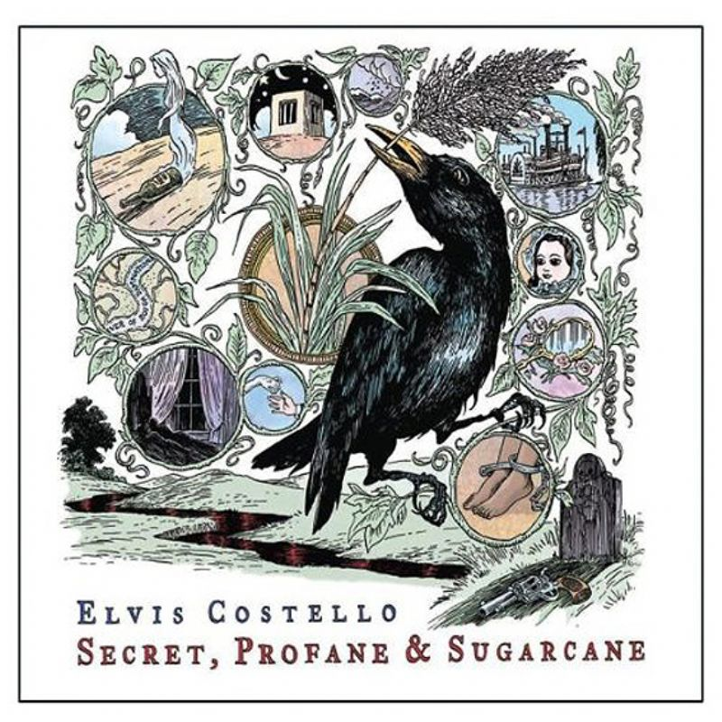 Elvis_Costello__Secret_Profane__Sugarcane