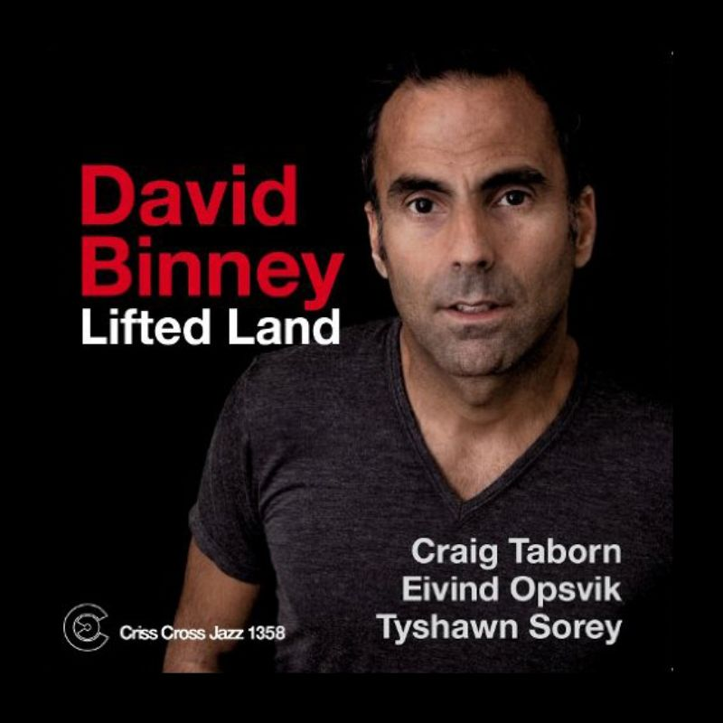 David_Binney__Lifted_Land
