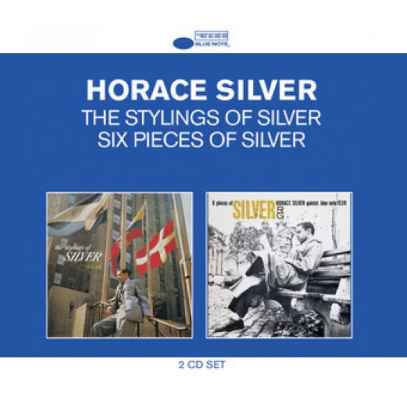 Horace_Silver__Classic_Albums_The_Stylings_of_Silv