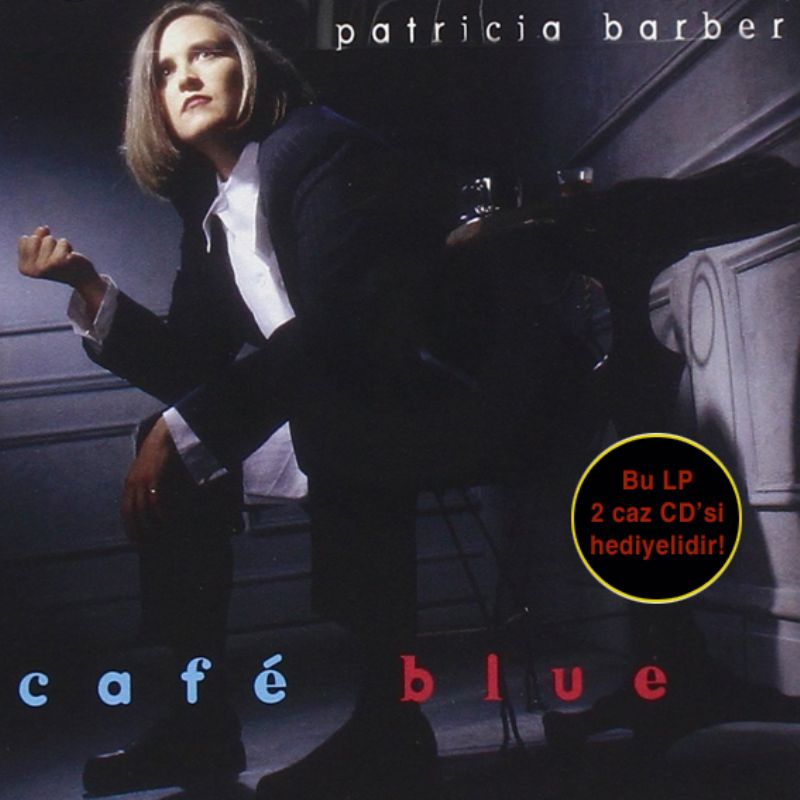 Patricia_Barber__Café_Blue_[2_LP]_[2_Adet_Caz_CD_H