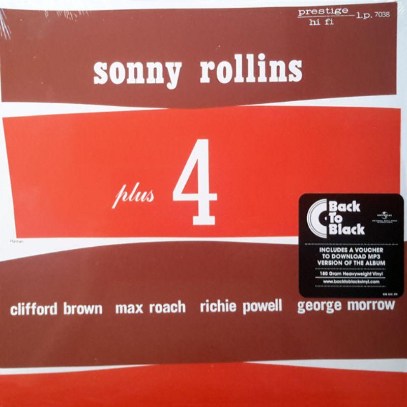 Sonny_Rollins__Plus_4_[180_Gr_Vinyl_LP]_[Albumun_M