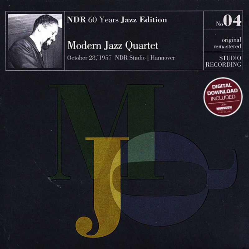 NDR_60_Years_Jazz_Edition_No04_Modern_Jazz_Quartet