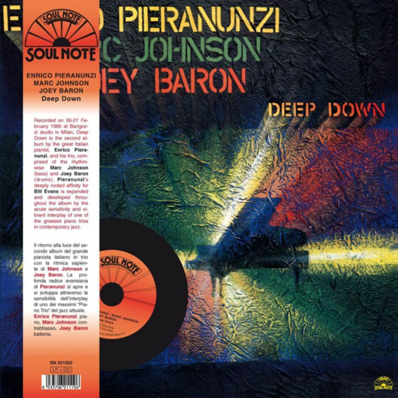 Enrico_Pieranunzi__Deep_Down_[LP+CD]