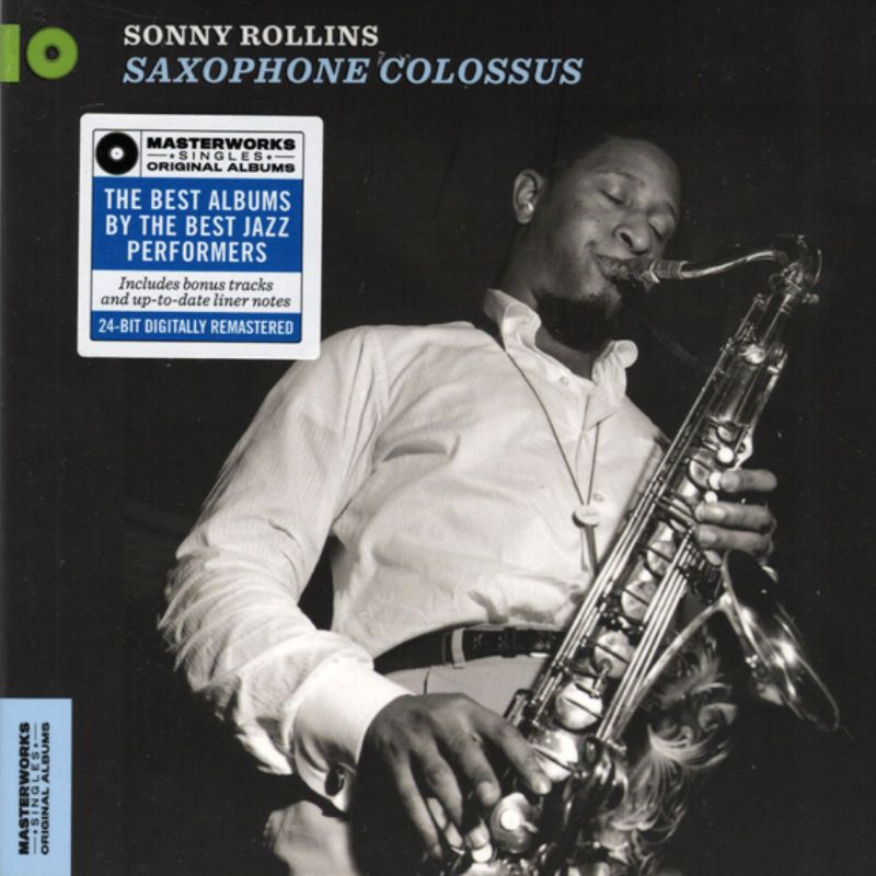 Sonny_Rollins__Saxophone_Colossus_[Best_Jazz_Album