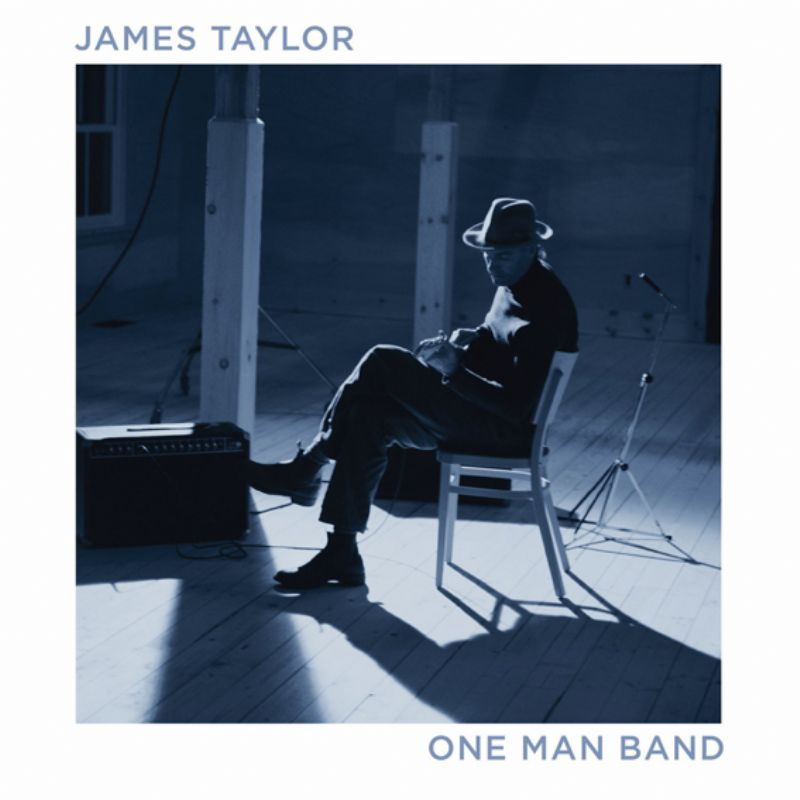 James_Taylor__One_Man_Band_[CD+DVD]
