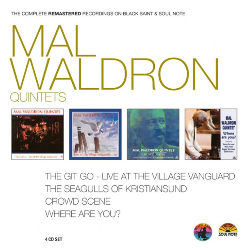 Mal_Waldron_Quintets_[4_CD_Box_Set]