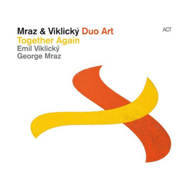 George_Mraz__Emil_Viklicky_Duo_Art__Together_Again