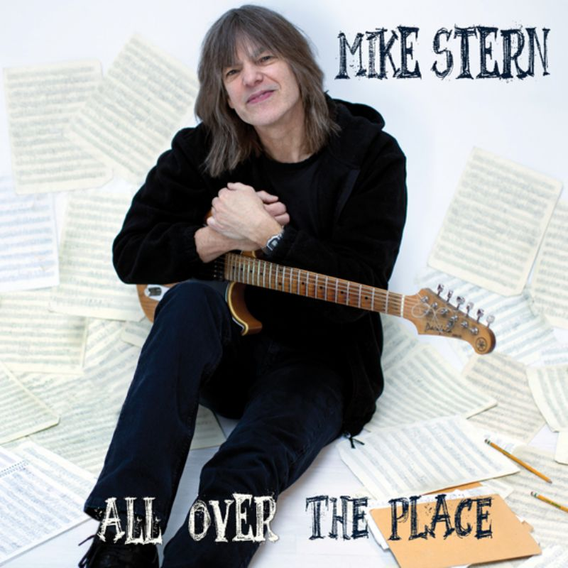 Mike_Stern__All_Over_The_Place