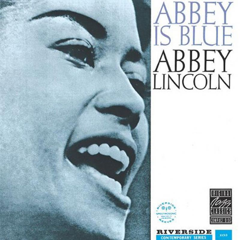 Abbey_Lincoln__Abbey_is_Blue