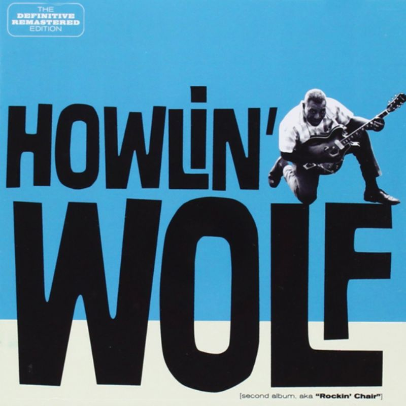 Howlin`_Wolf__Rocking_Chair_[Limited_Edition_Colle