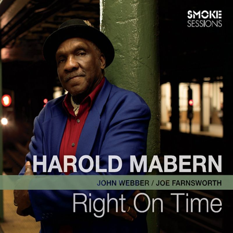 Harold_Mabern__Right_on_Time