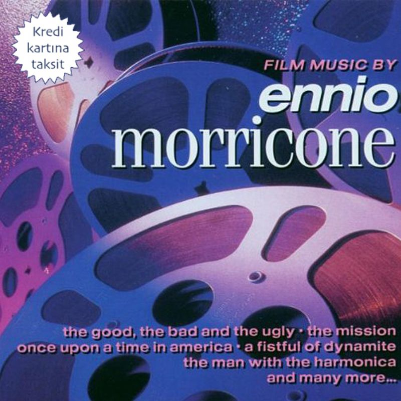 The_Film_Music_Of_Ennio_Morricone_[Soundtrack]