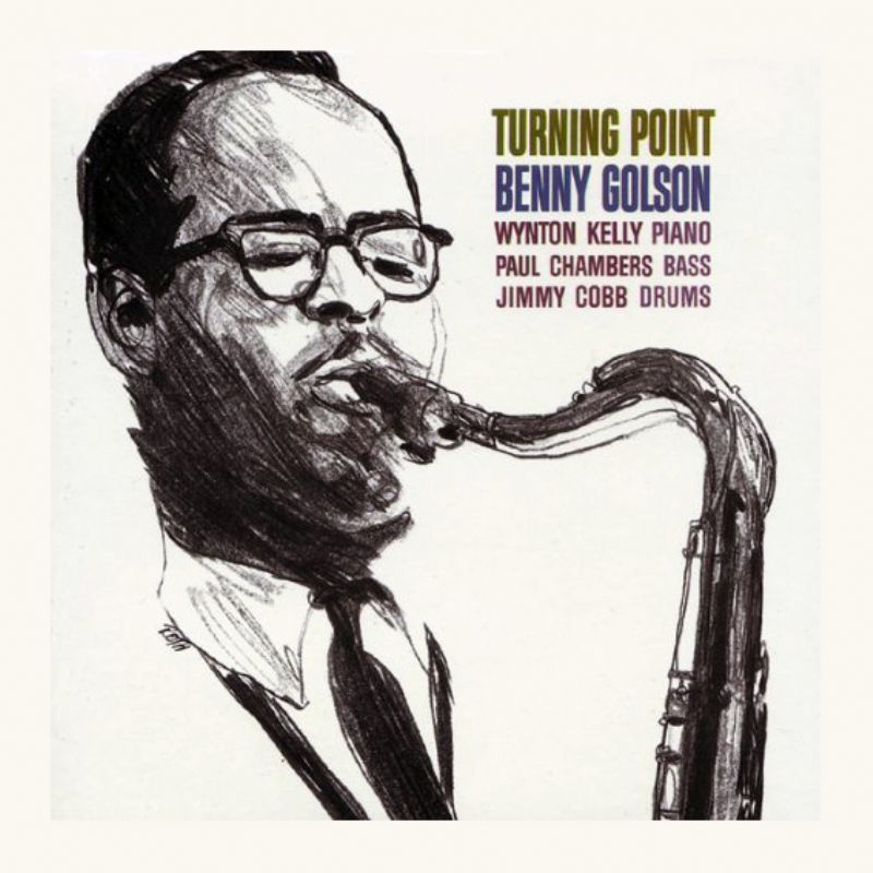 Benny_Golson__Turning_Point_+_Free_(2_Klasik_album