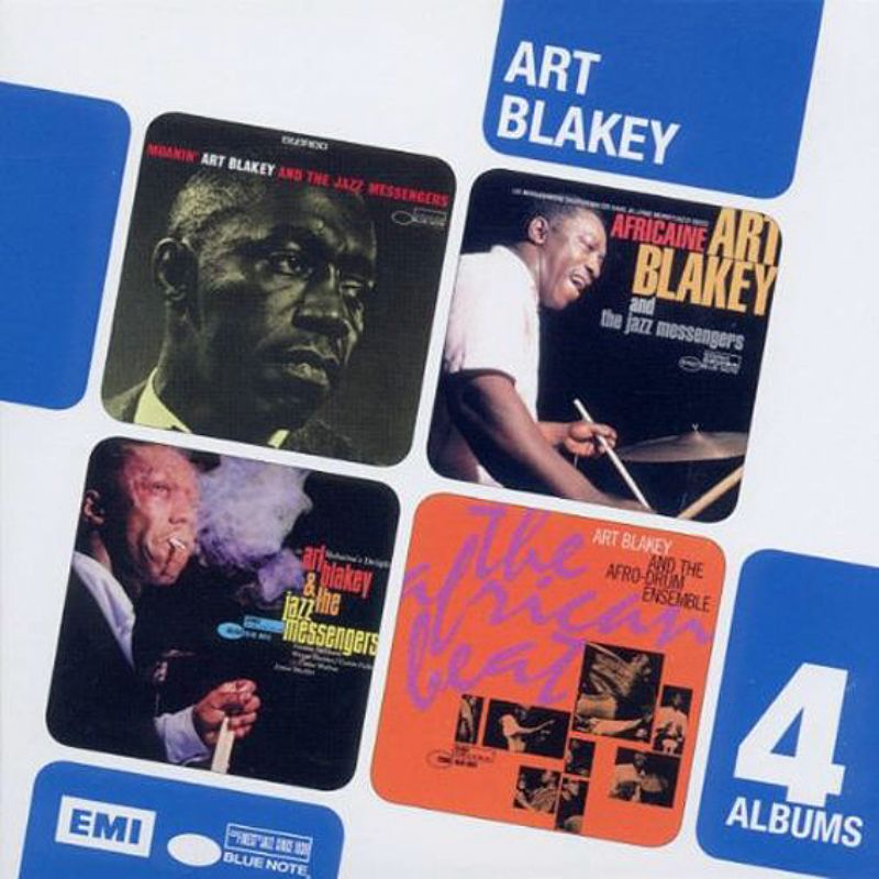 Art_Blakey_[4_CD_Box_Set]