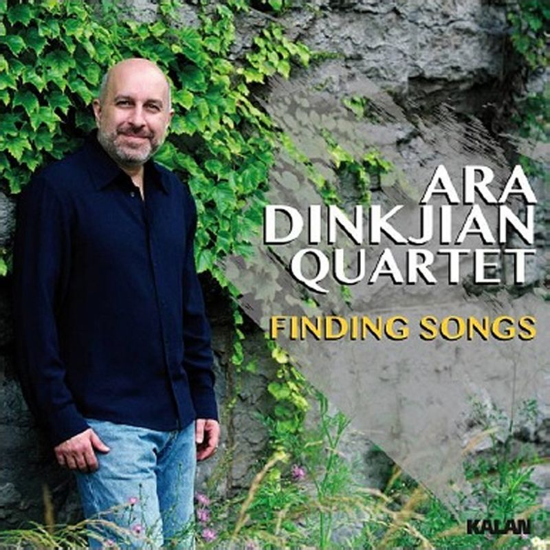 Ara_Dinkjian_Quartet__Finding_Songs
