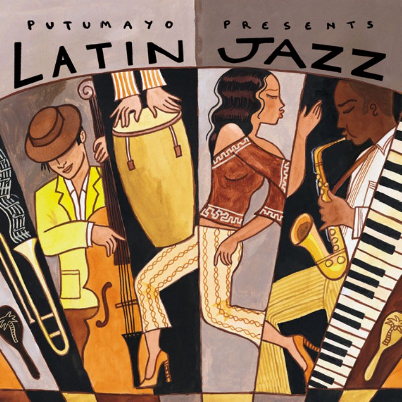 Putumayo Presents Latin Jazz 56