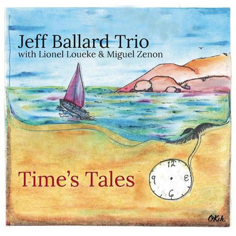 Jeff_Ballard_Trio__Time`s_Tales