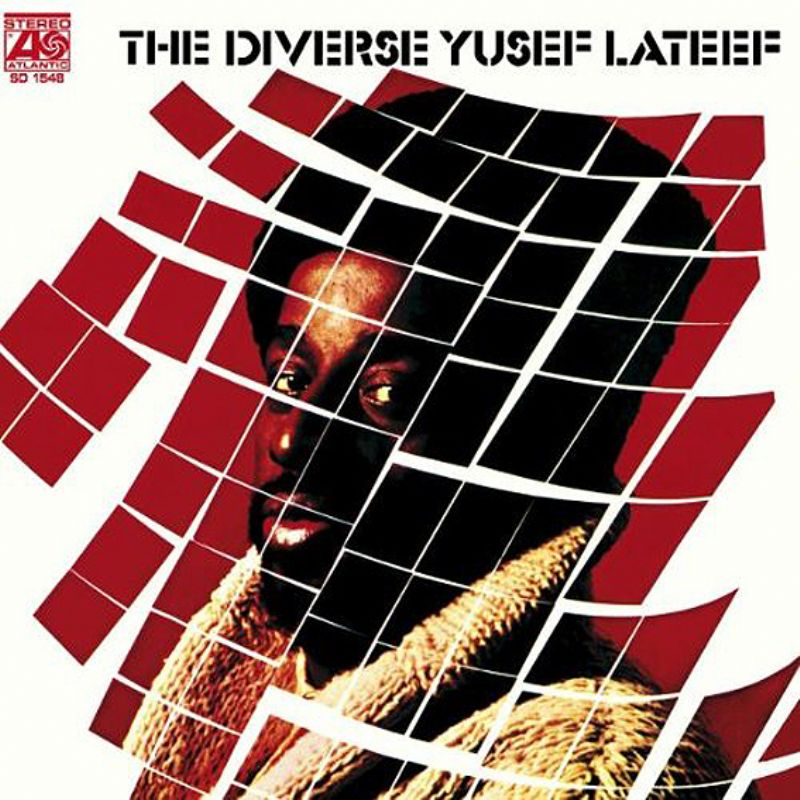 Yusef_Lateef__The_Diverse