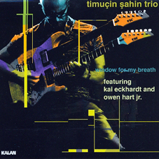 Timuçin Şahin Trio Window For My Breath
