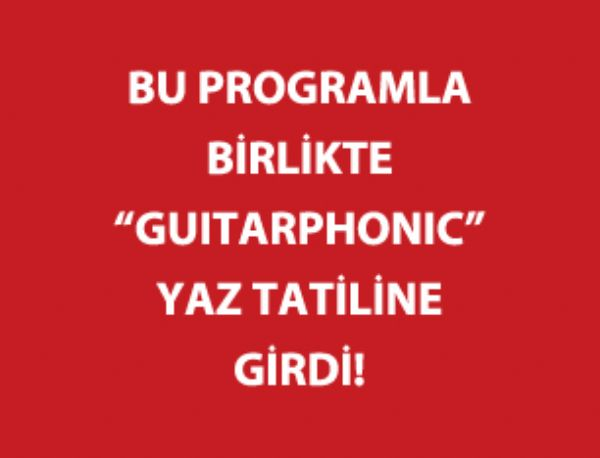 Guitarphonic: 84