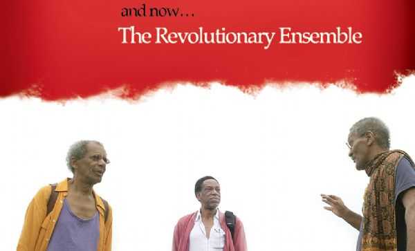 "Bodrum Kat 120: The Revolution Ensemble`s ""And Now"""