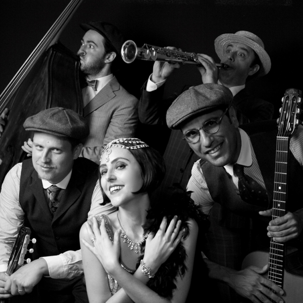 Flapper Swing Exactly Like You