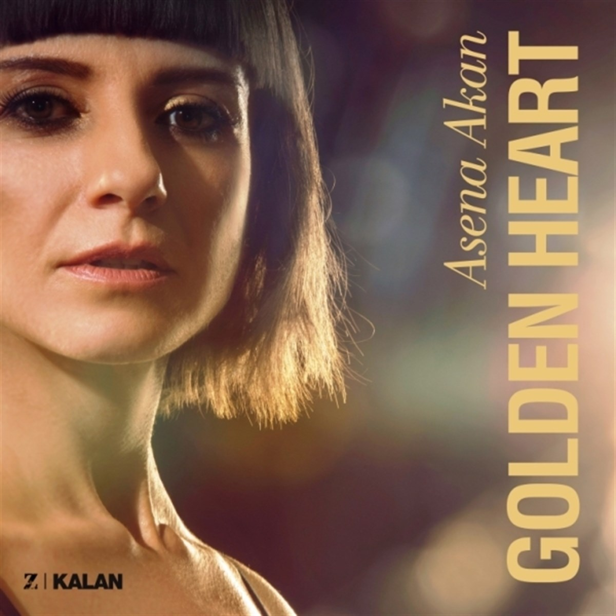 Asena Akan Golden Heart