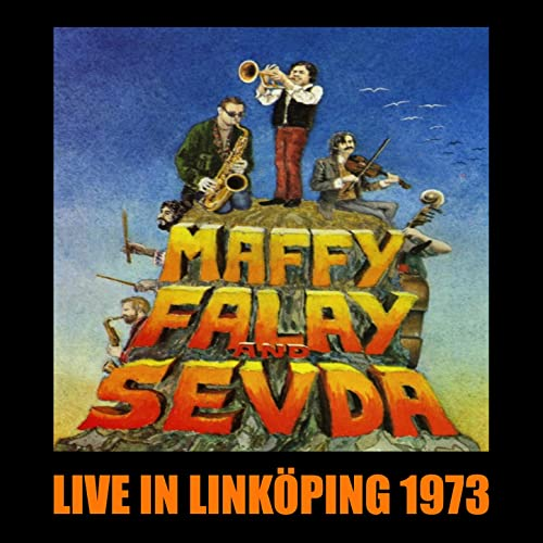 Maffy Falay and Sevda ‎Live in Linköping 1973