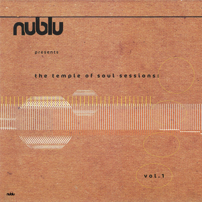 İlhan Erşahin Nublu Presents: Temple of Soul Sessions Vol. 1