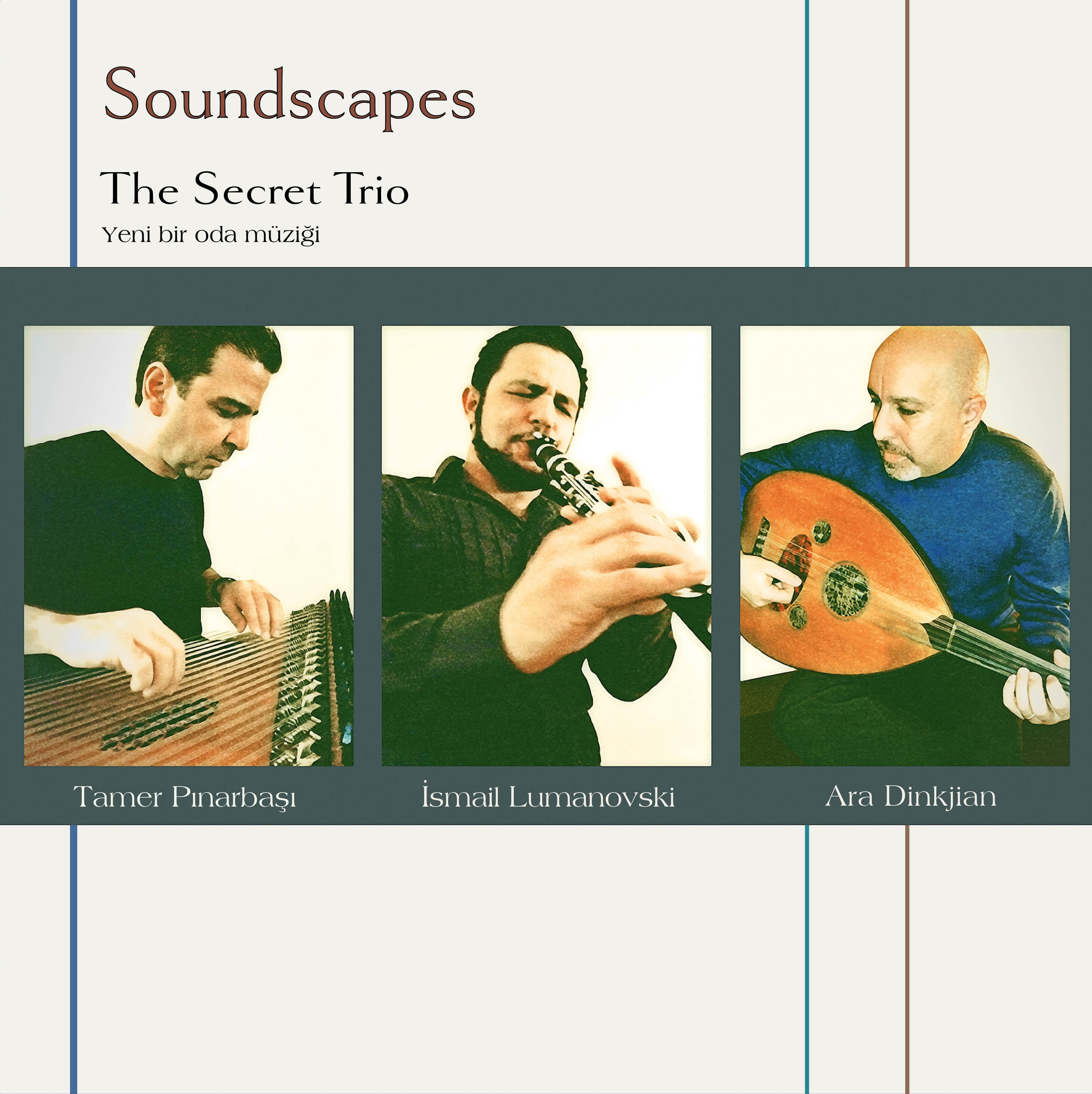 The Secret Trio Soundscapes