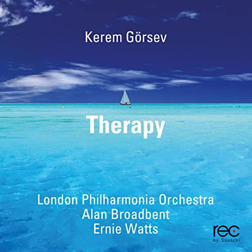 Kerem Görsev with London Philharmony Orchestra Therapy