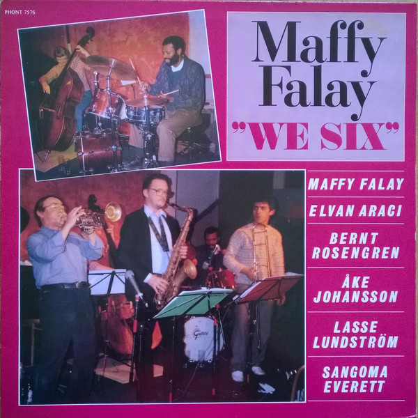 Maffy Falay Sextet We Six